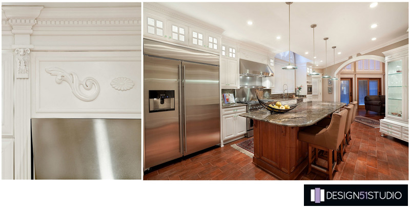 EPPING FOREST TRADITIONAL KITCHEN - COLLAGE - HOLLY WIEGMANN - DESIGN 51 STUDIO
