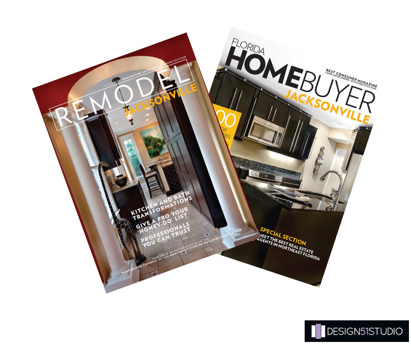 MAGAZINE COVER KITCHENS - HOLLY WIEGMANN - DESIGN 51 STUDIO