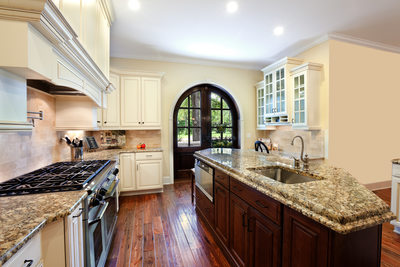 FRENCH COUNTRY KITCHEN - HOLLY WIEGMANN - DESIGN 51 STUDIO