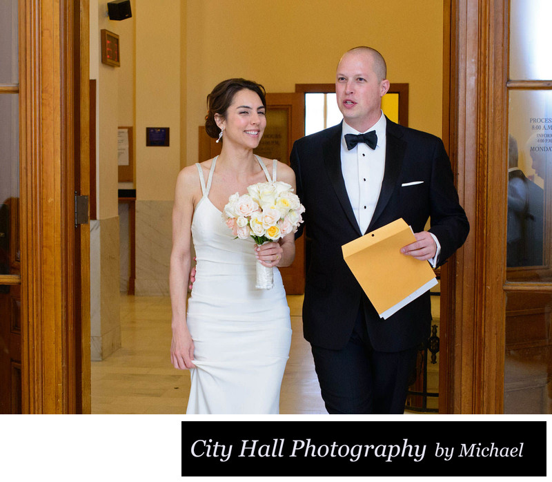 Lets get married at San Francisco City Hall