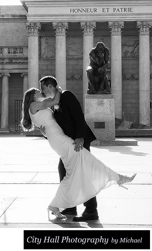 Wedding Photography at Legion of Honor in San Francisco - Dancing