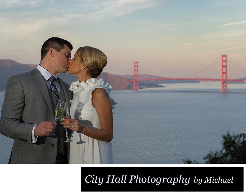 Wedding Photography at the Legion of Honor in San Francisco