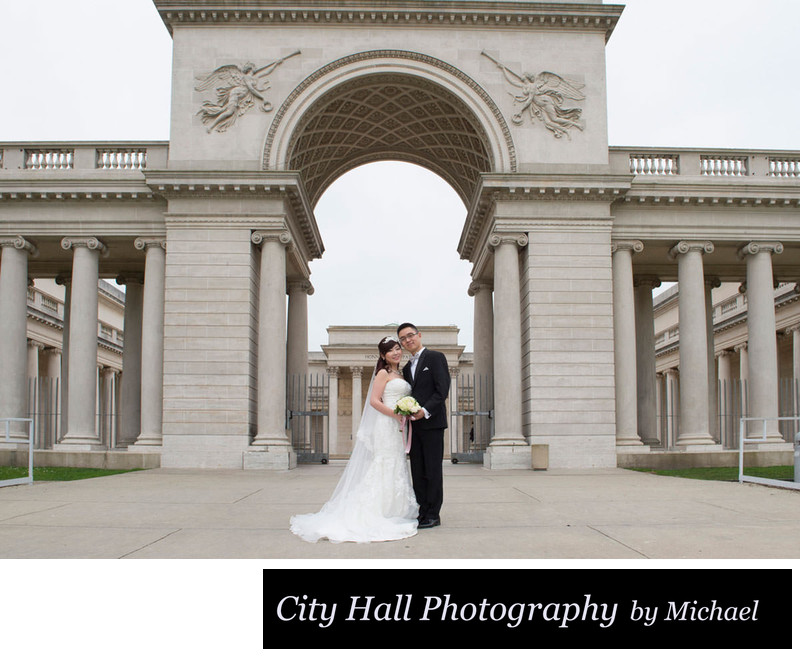 Best Wedding Photography San Francisco- Legion of Honor