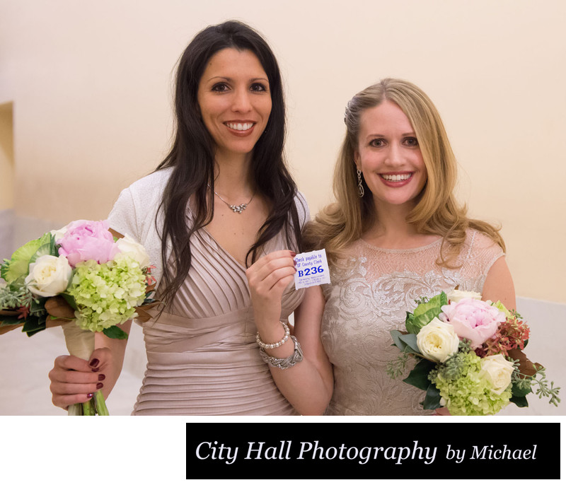 San Francisco same sex wedding photography at city hall