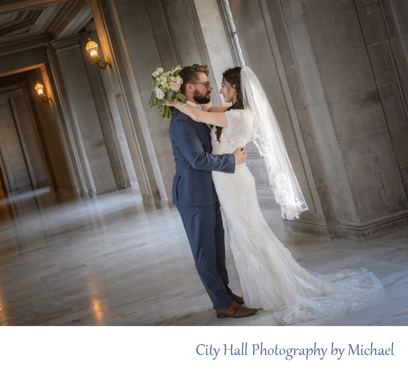 Wedding Photographer San Francisco City Hall - Best