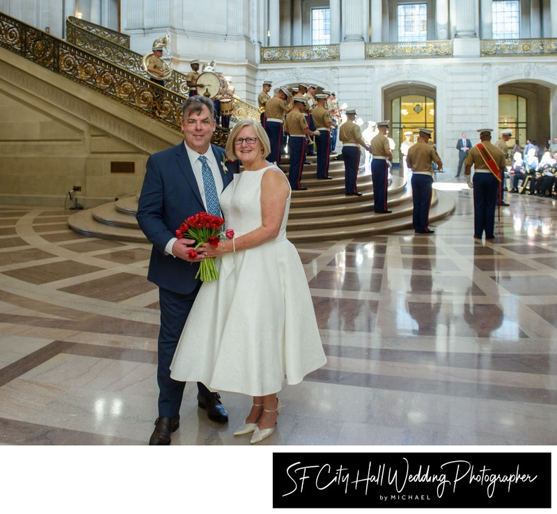 City Hall Events can disrupt your wedding, but it's possible to make it fun!
