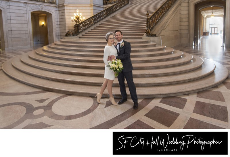 Recent City Hall Wedding - 2019