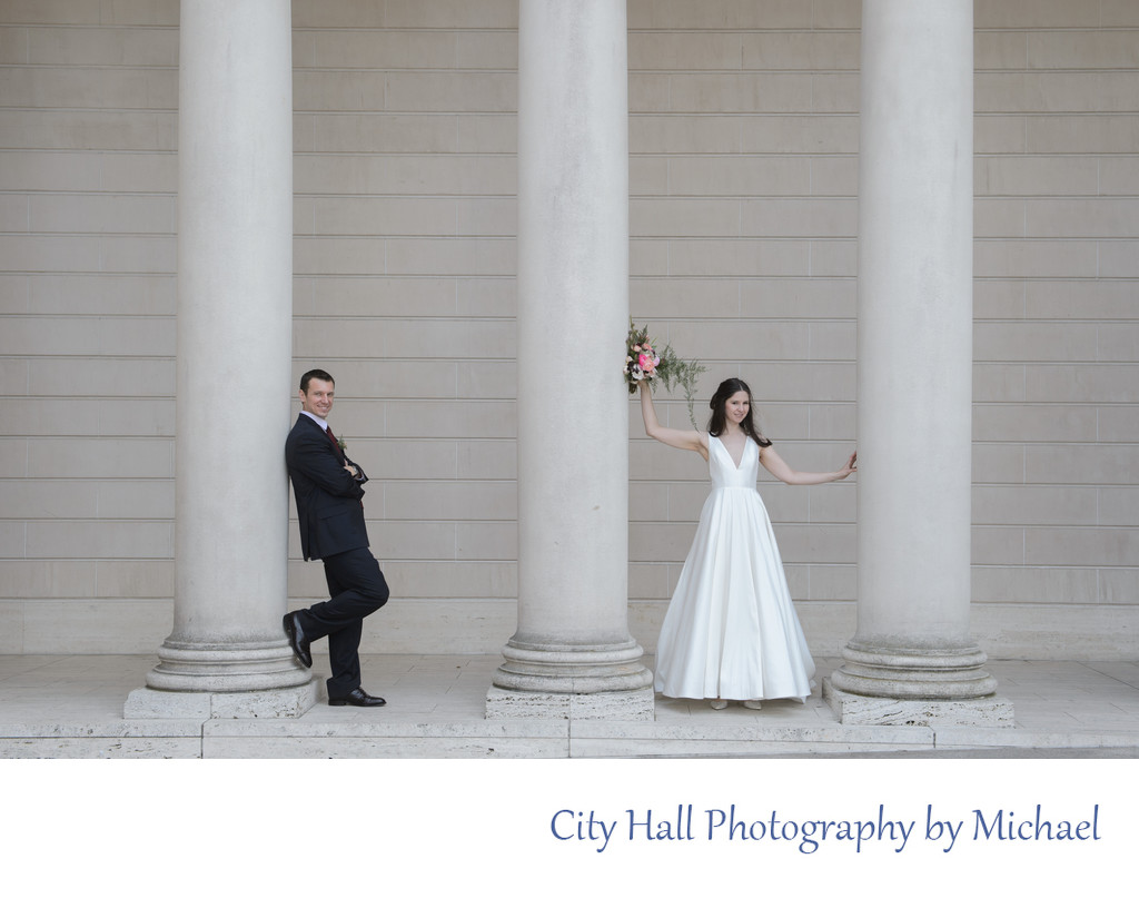 San Francisco Wedding Photography at the Legion of Honor
