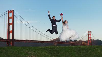 Best Sf City Hall Wedding Photographers