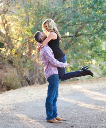 Clayton Engagement Photography session - San Francisco and Beyond