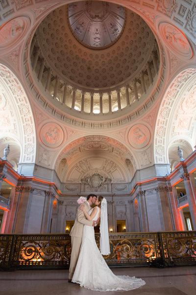 Sf City Hall Wedding Photography: Wedding Photographer San Francisco City Hall By Michael