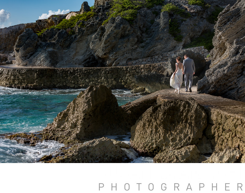 Wedding Photographers for Mujeres Island Mexico