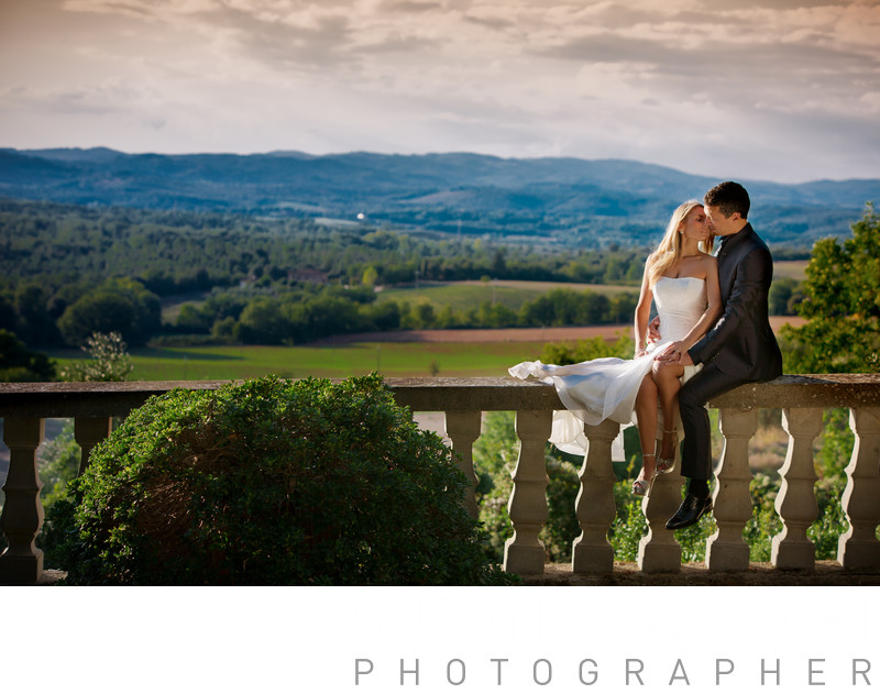 Best wedding photographer in Siena