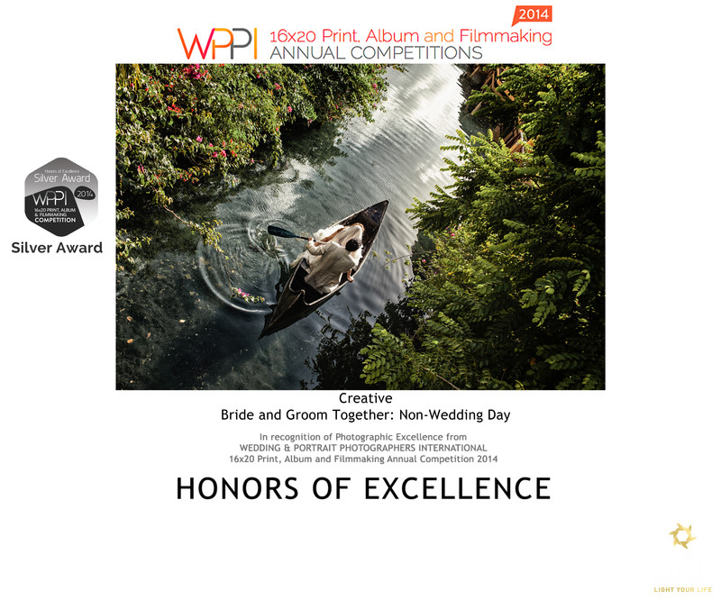 wppi silver award honors of excellence