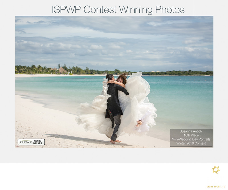 Top wedding photographer in Cancun