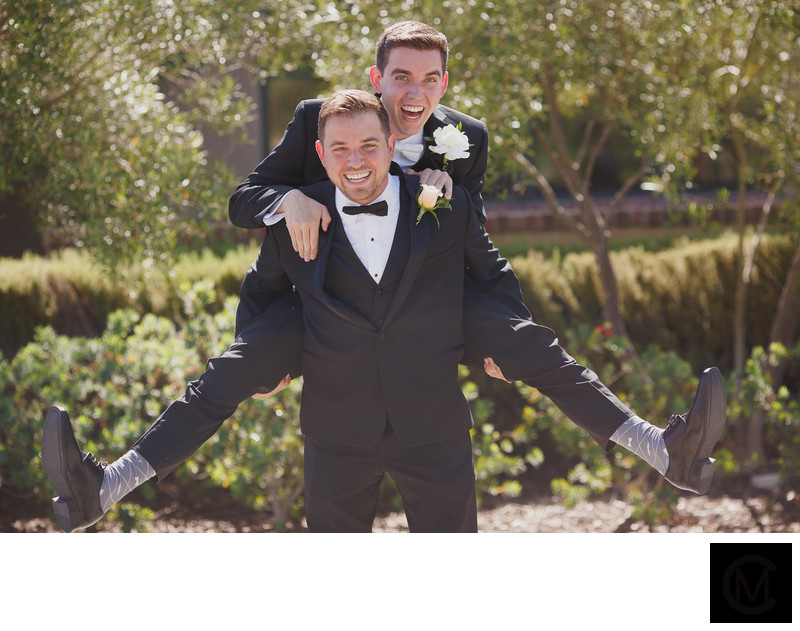 Aliso Viejo Country Club Groomsmen