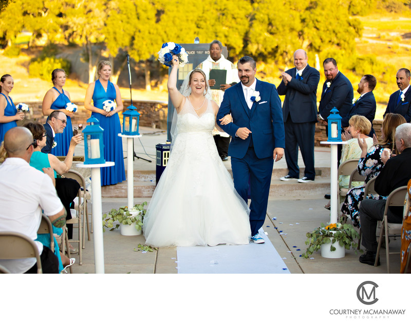 Escondido Wedding Ceremony Processional