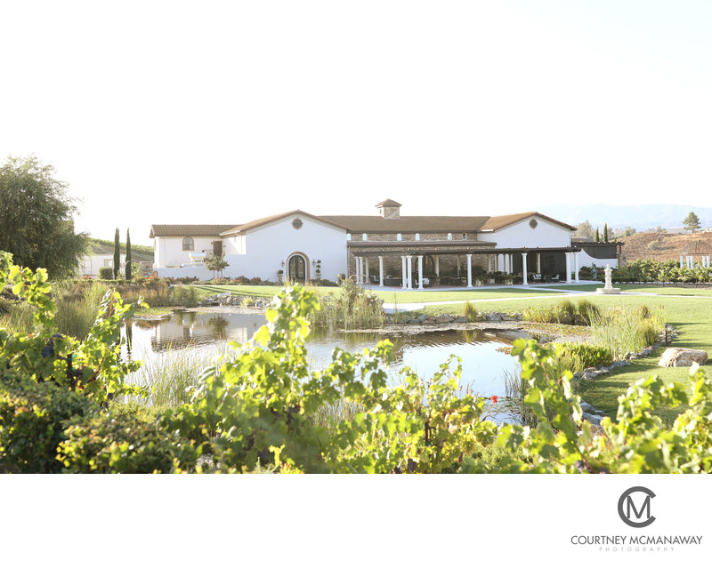 Avensole Winery Temecula Wedding Venue