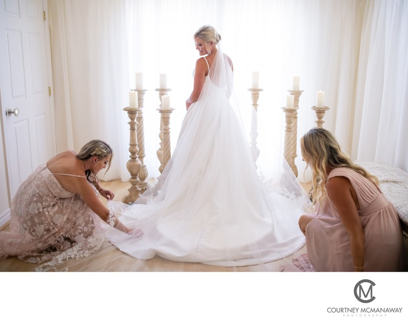 Temecula Wedding Dress and Suit Alterations Vendors