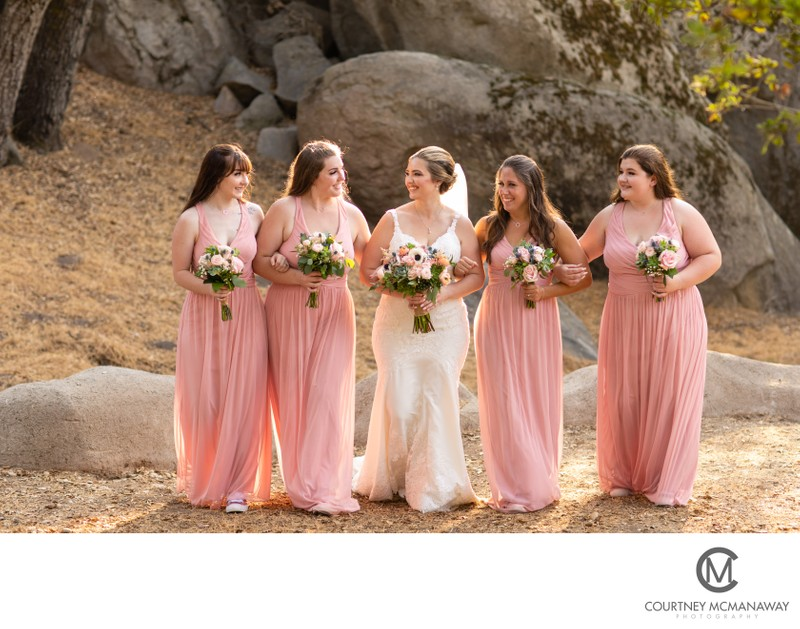 Temecula Wedding and Bridesmaid Dresses