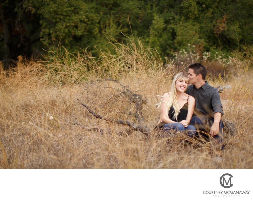 Santa Rosa Plateau Engagement Session