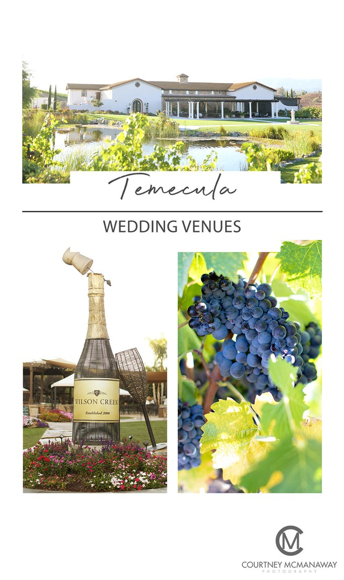 Temecula Wedding Venues by Courtney McManaway Photography