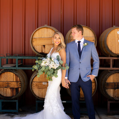 Temecula Olive Oil Ranch Wedding