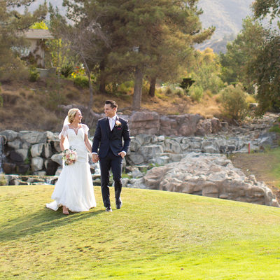 Glen Ivy Golf Club Wedding