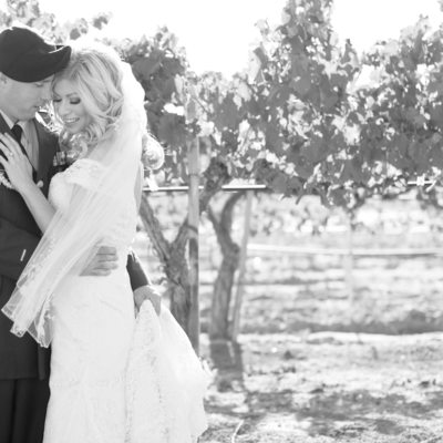 Wedding Photos at Wiens Winery