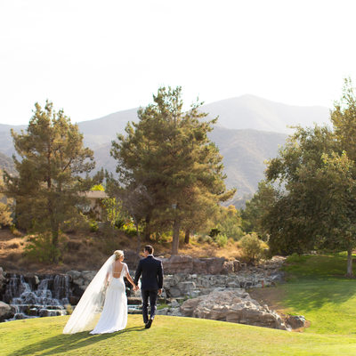 Glen Ivy Golf Club Wedding Venue Photos