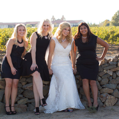 Wiens Family Cellars Winery Wedding