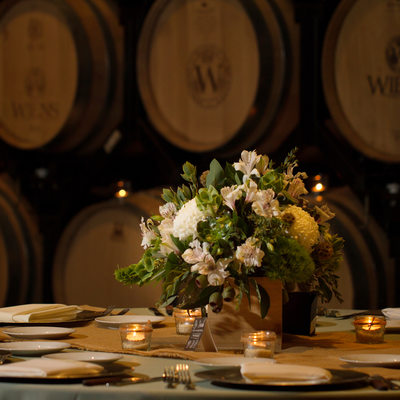 Wiens Family Cellars Wedding Photos