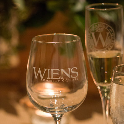Wedding Wiens Family Cellars