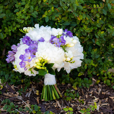 Forever and Always Farm Wedding Bouquet