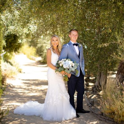 Wedding Photos Temecula Olive Oil Company