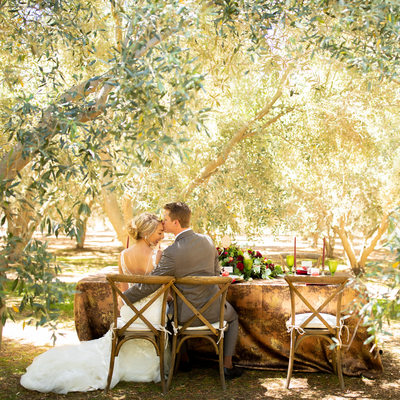 Temecula Olive Oil Company Wedding