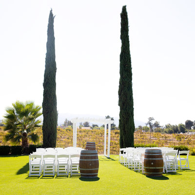 Bel Vino Winery Wedding