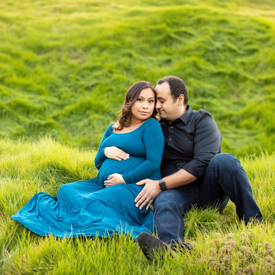 Riverside Maternity Photography