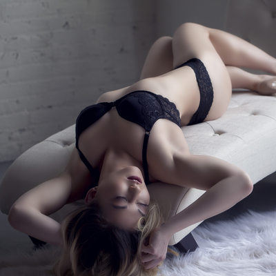 Black lingerie boudoir// stl// Boudoir by Tracy Brown