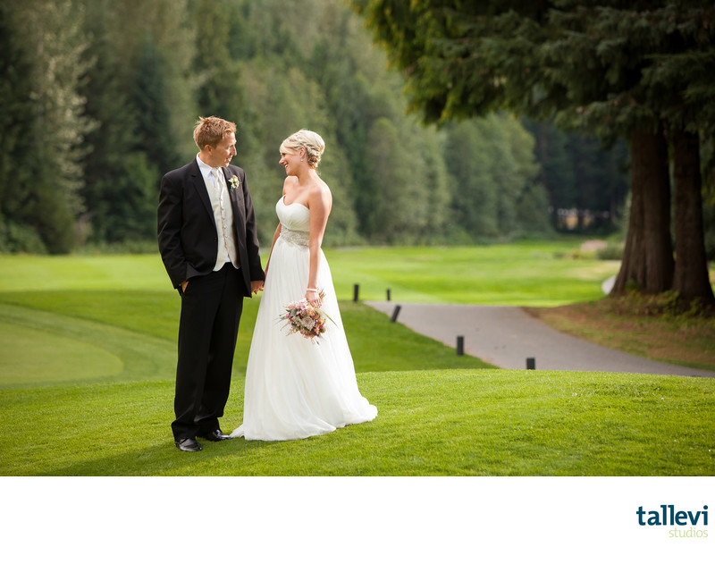 Whistler Golf Club Wedding Photographers