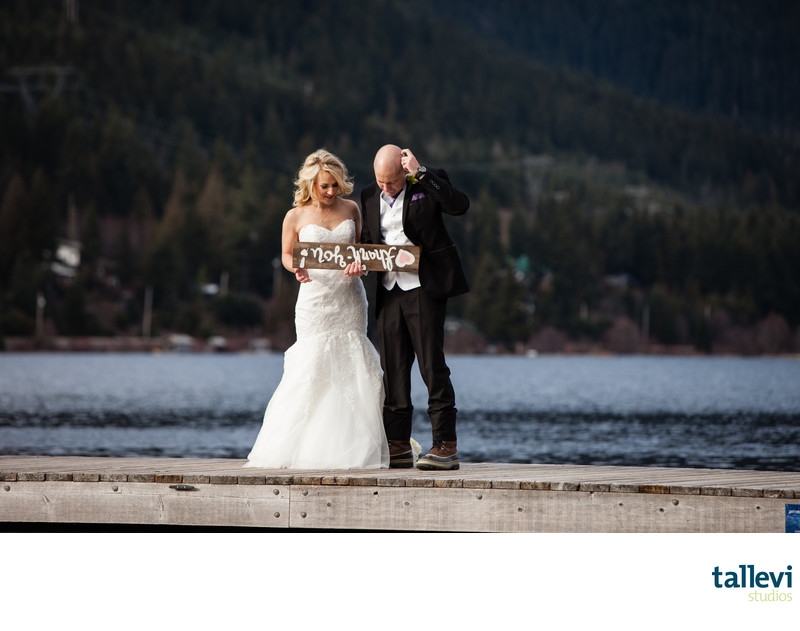 Whistler Wedding Pictures