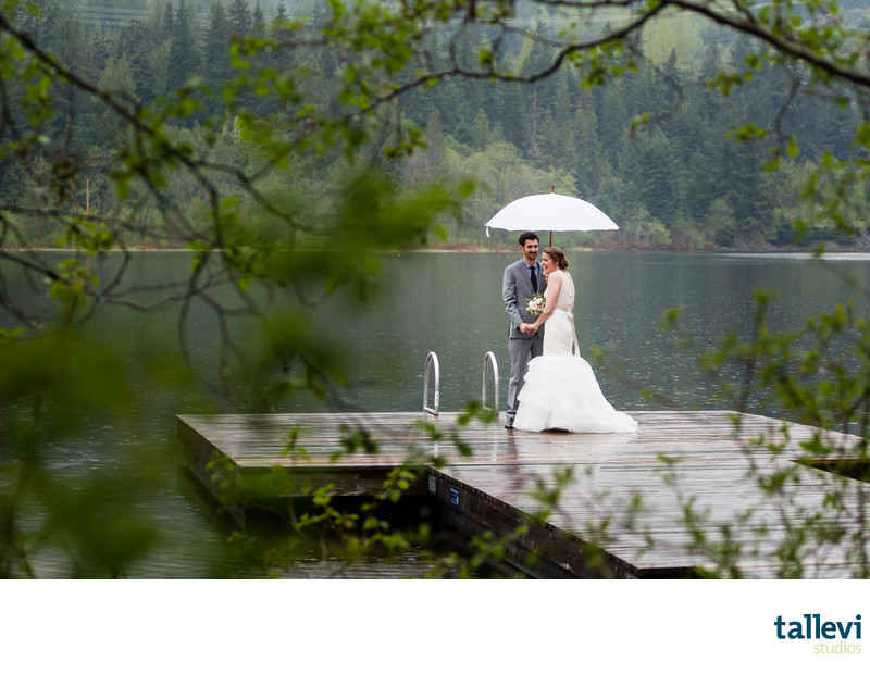 Nita Lake Lodge Elopement Photographer