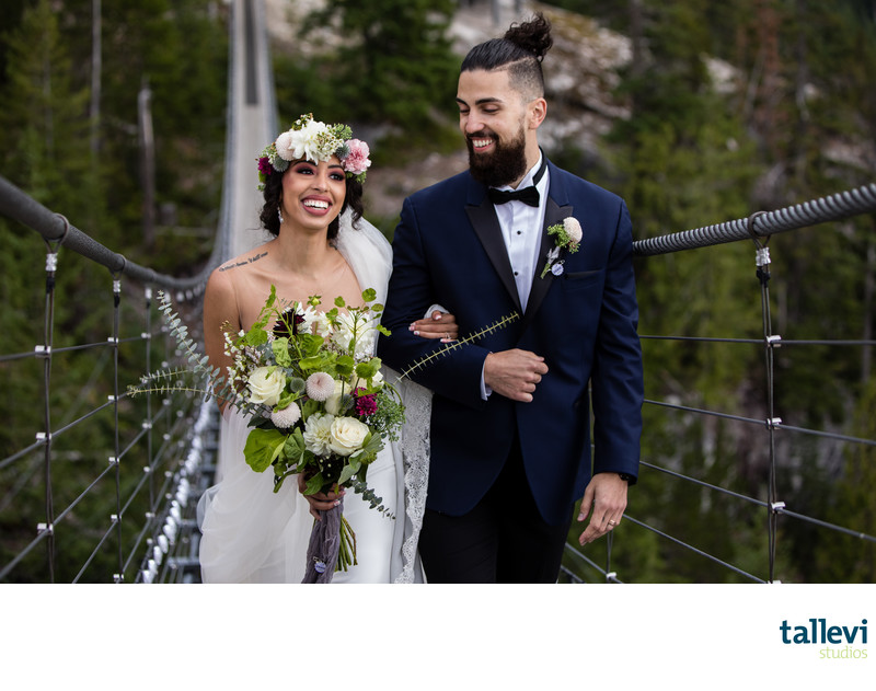 Sea to Sky Gondola Wedding Photographers
