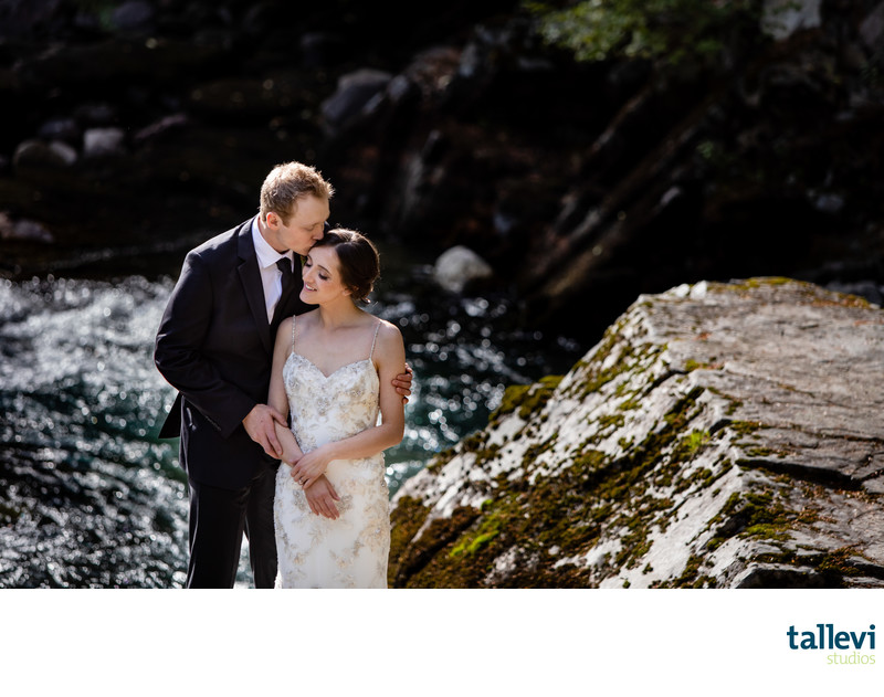 Best Whistler Elopement Photographer