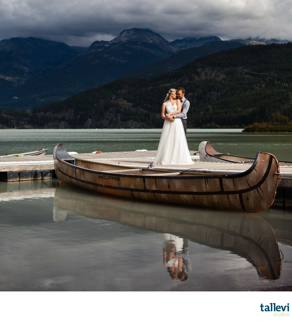 Best Wedding Picture in Whistler
