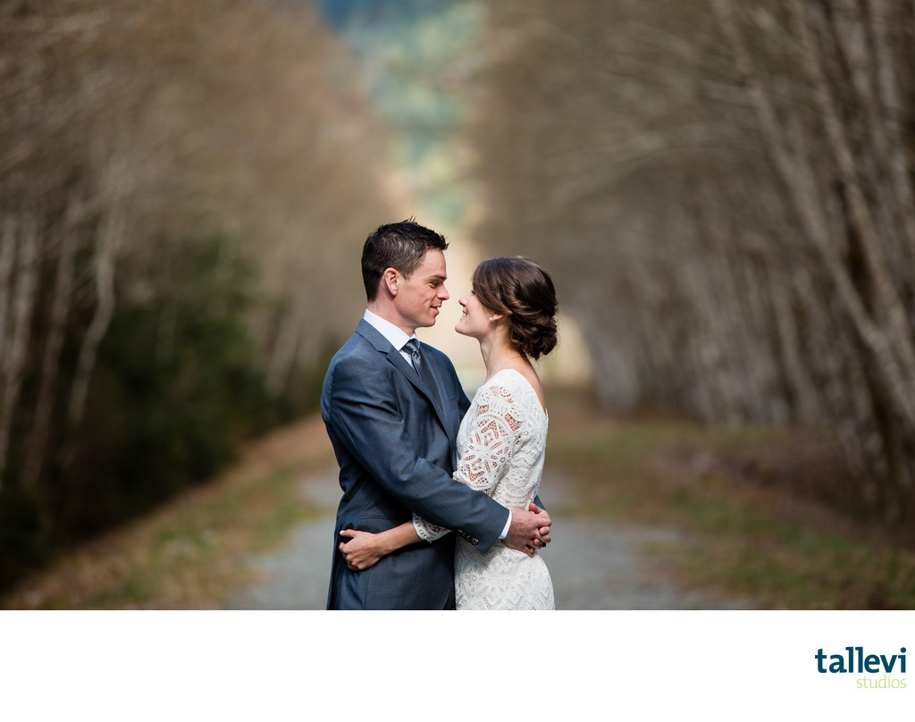 Best Wedding Photos in Squamish