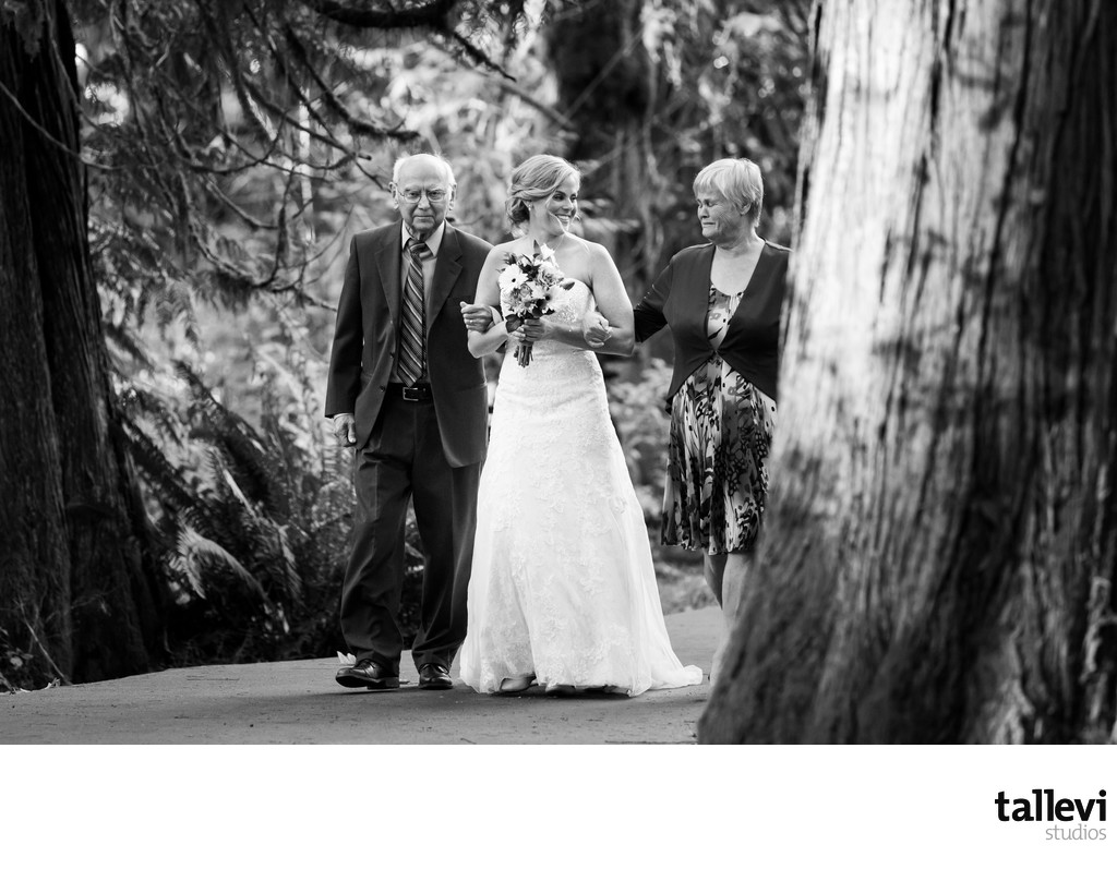 Cheakamus Centre Wedding Ceremony