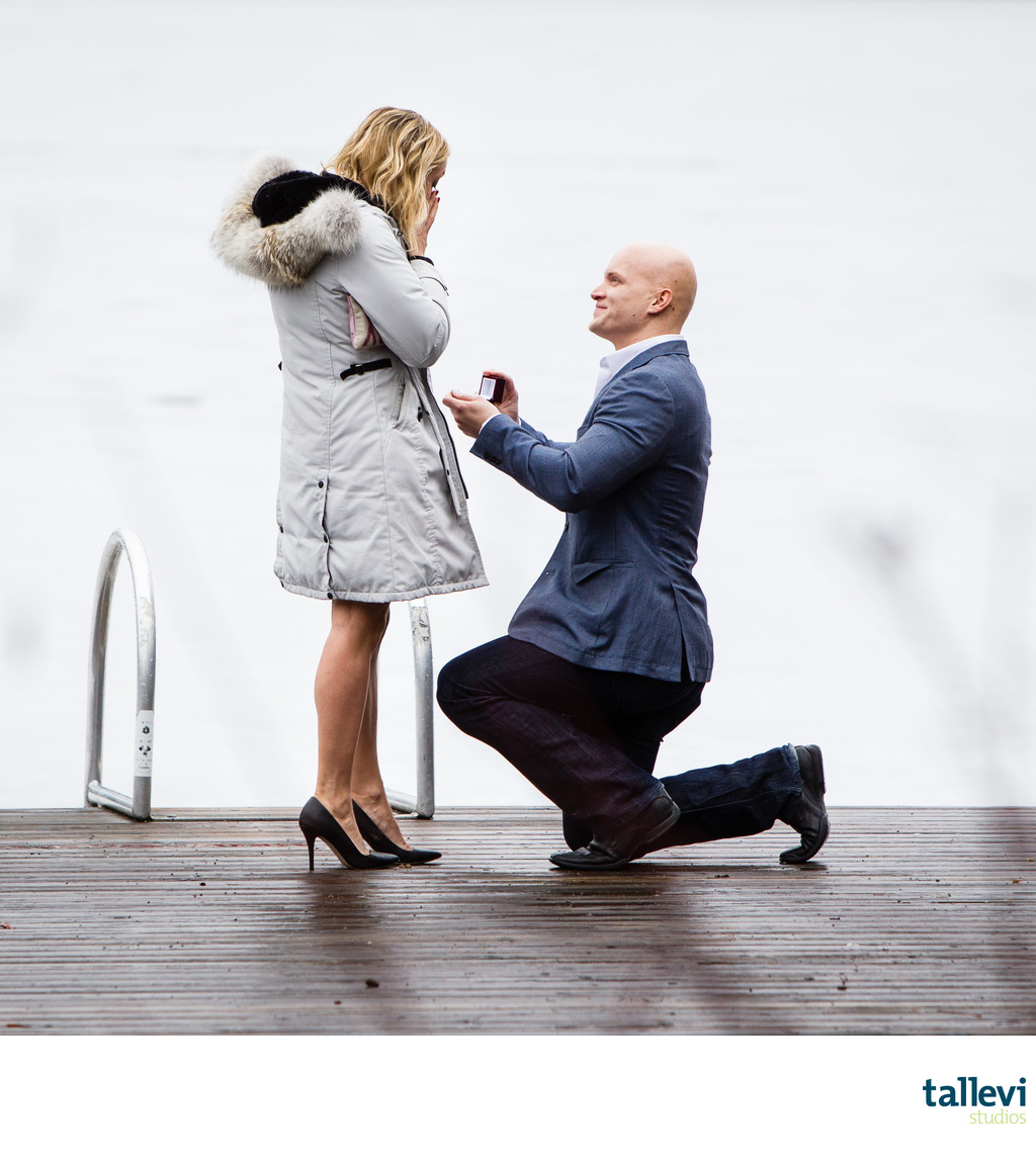 Whistler Engagement Photos