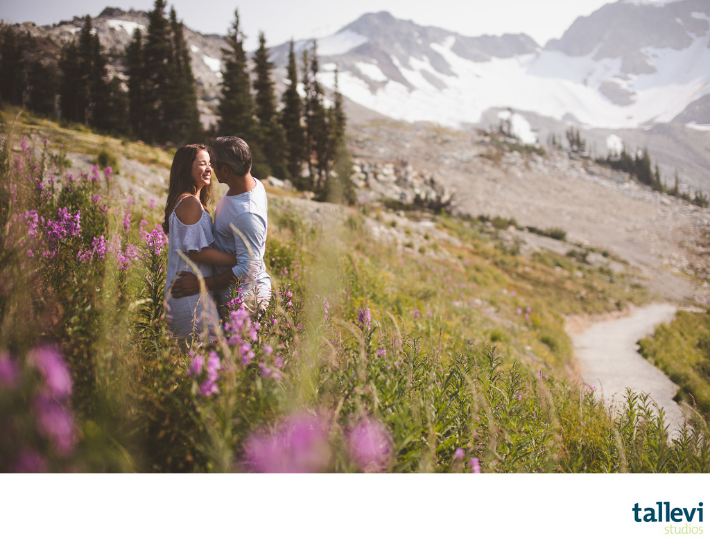 Whistler Engagement Photographer