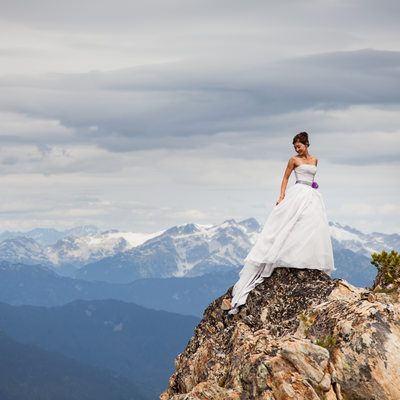 Whistler Mountain Wedding Photographer